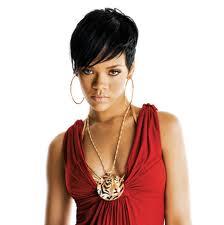 Rihanna Cabelo Curto 04