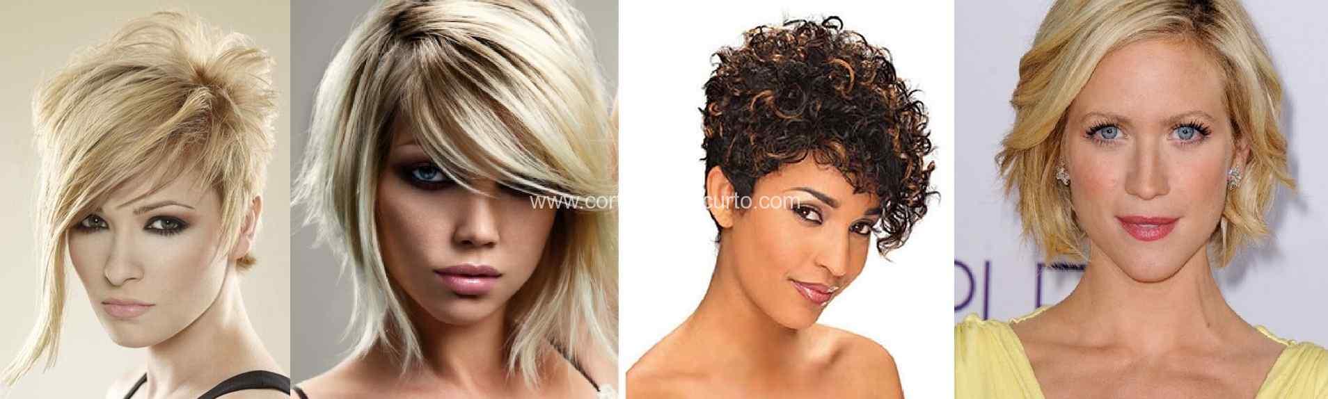 Cortes de cabelo curto Tendencias