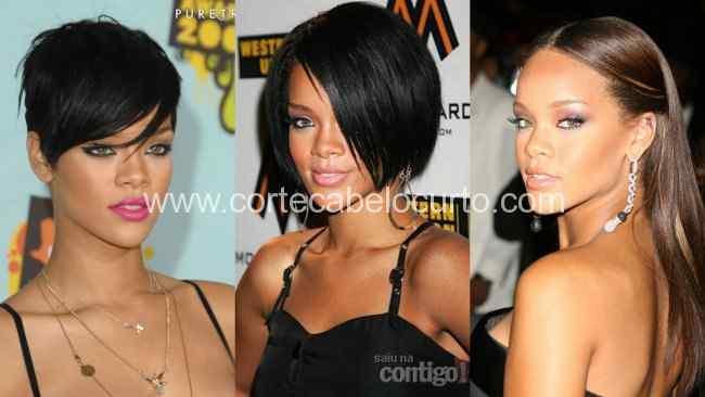 transição-cabelo-longo-médio-curto-rihanna