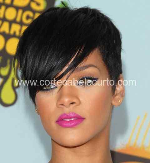 Rihanna-pixie