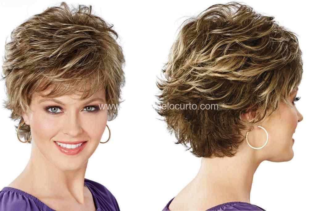 Cortes para cabelos cacheados curtos | Fotos e modelos