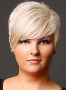 Short Pixie Cuts For Fine Hair Short Hairstyles For Fat Faces With Fine Hair Pixie Cut Is Good