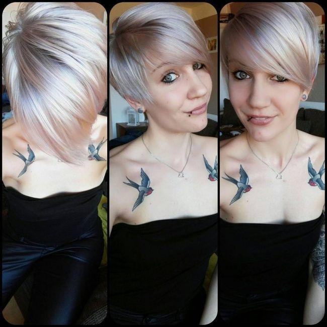 Corte de cabelo curto feminino 3