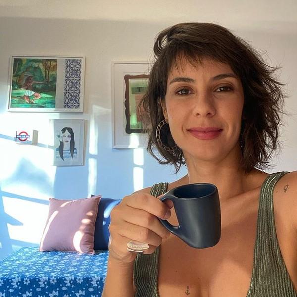Andréia Horta: estilo Grunge