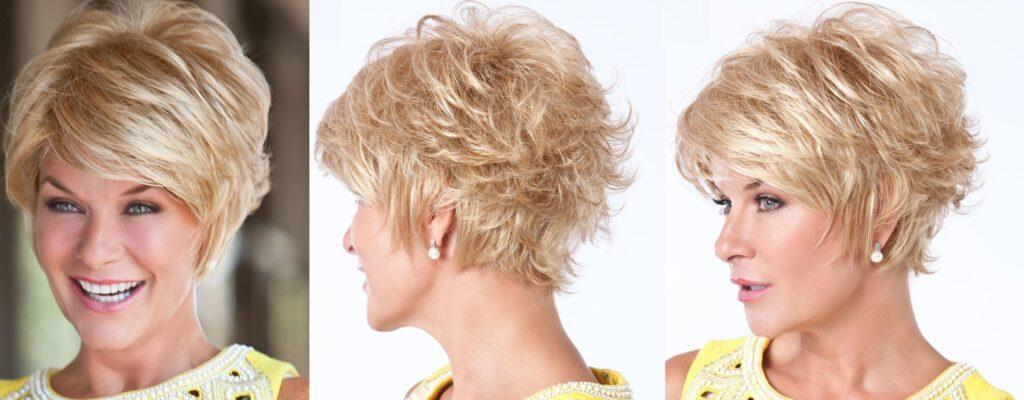 Cabelo Curto para as amantes de um corte de cabelo moderno