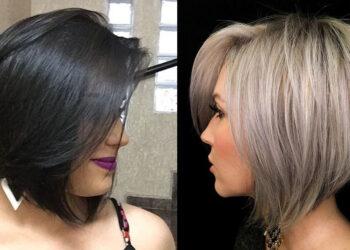 2 Lindos Modelos de cabelos curtos femininos